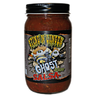 Ghost Pepper Salsa by Sting N Linger
