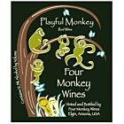 Four Monkey Wines | Playful Monkey