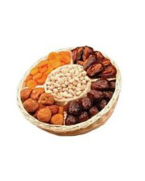 Desert's Treats Dried Fruit & Nut Gift Tray | 5 lb