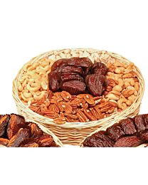 Favorite Five Dried Fruit & Nut Gift Tray | 5 lb