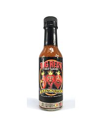 Big Red's 3 Kings  Hot Sauce