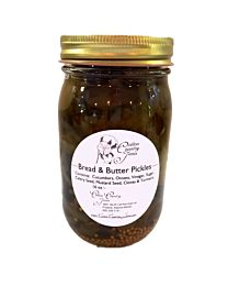 Bread & Butter Pickles by Cotton Country Jams