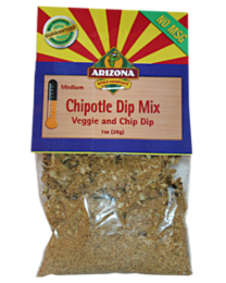Chipotle Dip Mix by Arizona Spice Co.