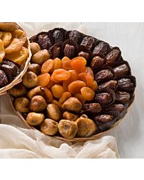 The Perfect Assortment Dried Fruit Gift Tray