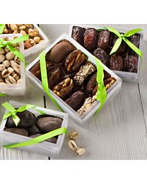 Stuffed Date Gift Boxes