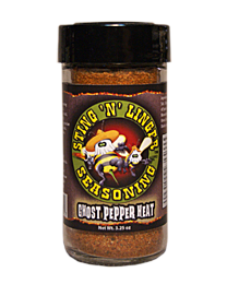Ghost Pepper Spice by Sting N Linger