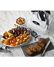 Gourmet Dried Fruit & Nuts Gift Tower