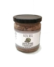 Queen Creek Olive Mill -Artichoke and Roasted Garlic Tapenade