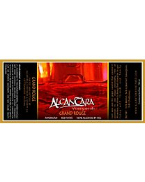 Alcantara Vineyards | Grand Rouge