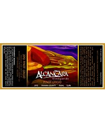 Alcantara Vineyards | Pinot Grigio