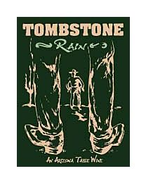 Tombstone Wine | Rain