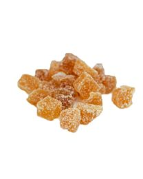Natural Crystallized Ginger, Slices