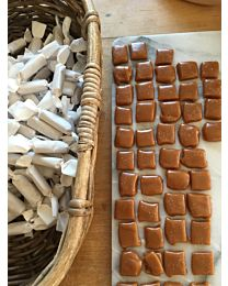 The Simple Farm Goat Milk Caramels