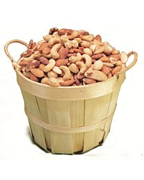 Deluxe Mixed Nuts Gift Basket | 2 lb