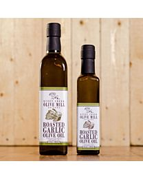 Queen Creek Olive Mill - Roasted Garlic Extra Virgin Olive Oil  250 ML