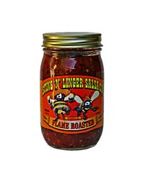 Flame Roasted Salsa by Sting N Linger