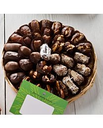 Stuffed Medjool Date Gift Tray