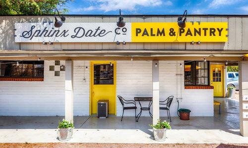 Sphinx Date Co. Local Food Gift Shop, Scottsdale, AZ