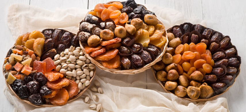 Dried Fruit & Nuts Gifts